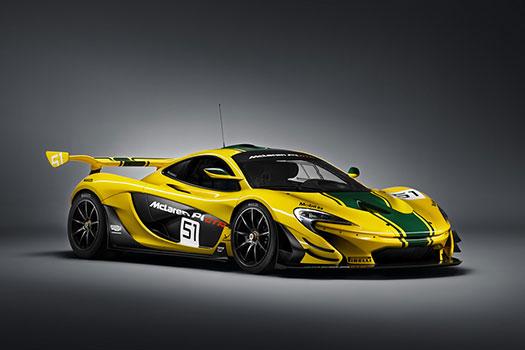 McLaren-P1-GT-R