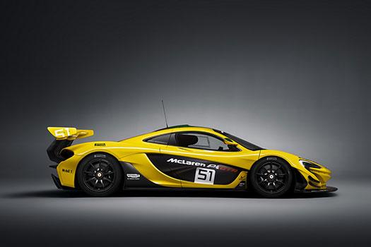 McLaren P -GT-R