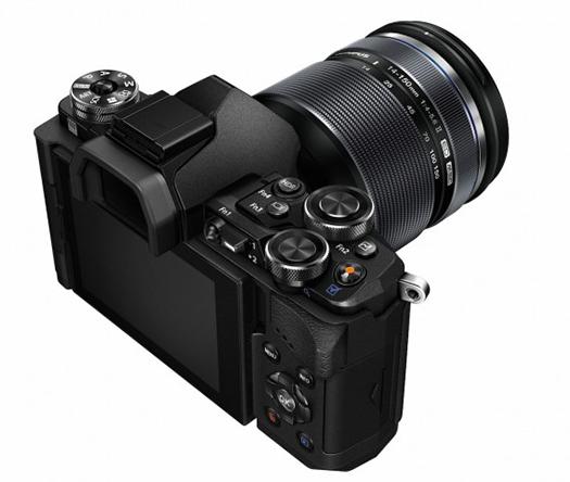 Olympus E-M5 Mark-II