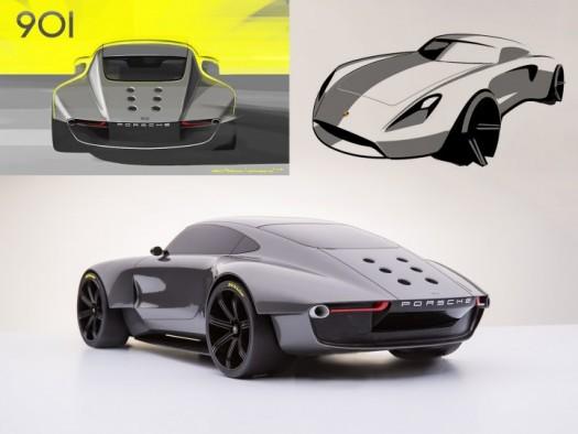 Porsche-901-Concept-1