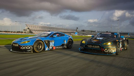 2015 Daytona Roar Before the 24 with TRG-Aston Martin Racing