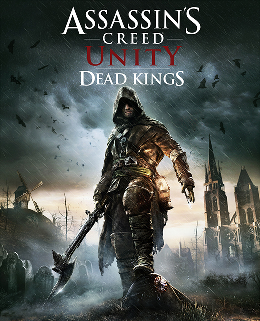 ac unity dead kings box art