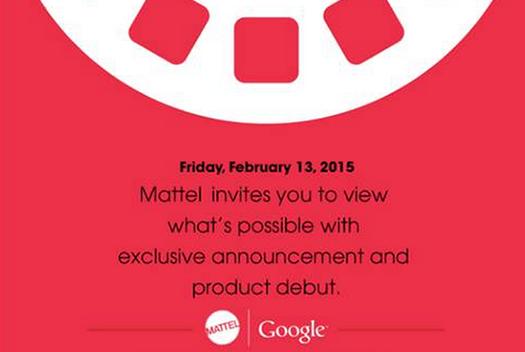 google mattel