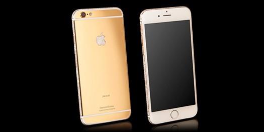 iphone 6 altın