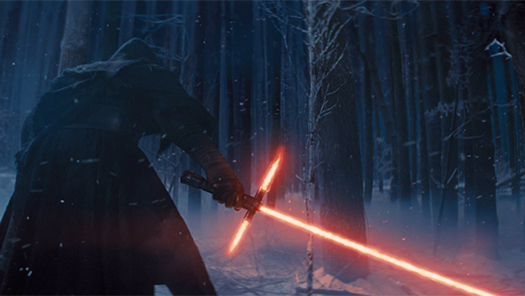 light saber epVii