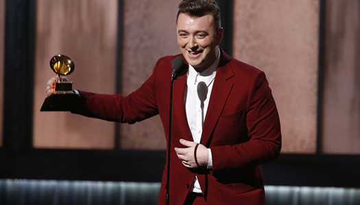 sam smith, grammy