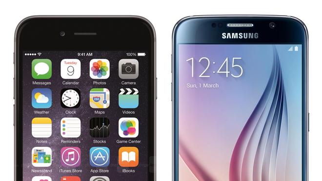iphone6-galaxy-s6