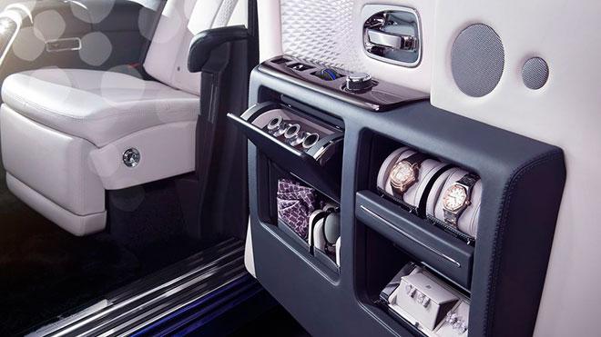 Rolls Royce Phantom Limelight