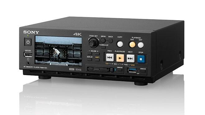 Sony PMW PZ1