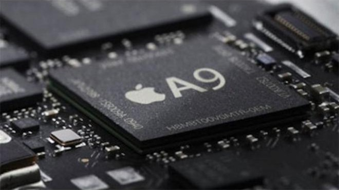 apple a9 çip