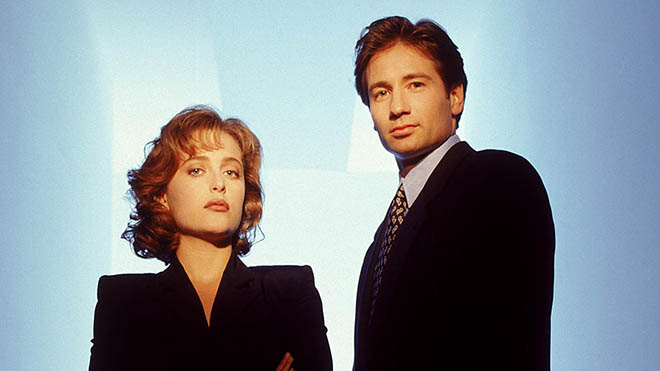 The X-Files  ©Twentieth Century Fox Film Corporation.  All rights reserved