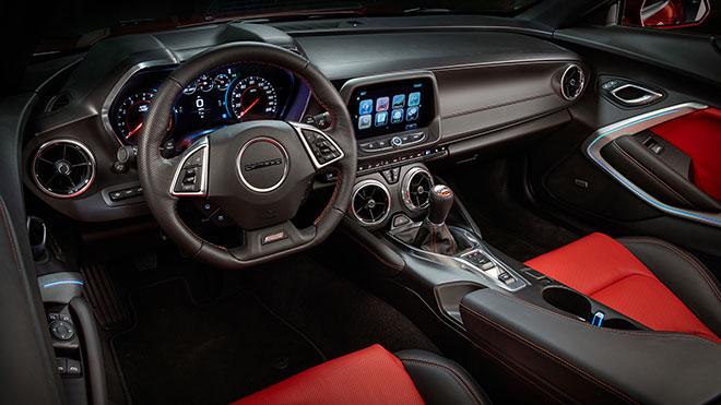 Chevrolet, 2016 model Camaro'nun üzerindeki örtüyü ...