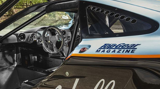 Top Gear McLaren F1