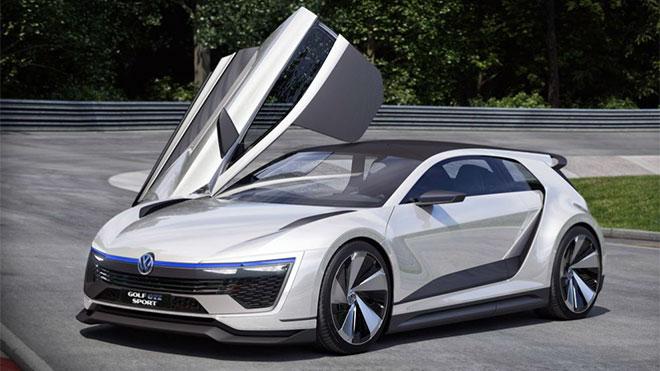 Volkswagen Golf Concept