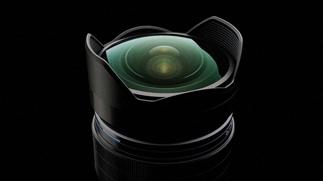 lens fisheye