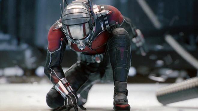 Marvel'dan bir Ant-Man fragmanı daha [Video]