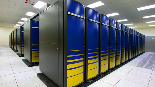 Cray-Supercomputer
