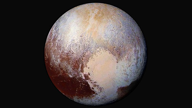 EXAGGERATED PLUTO
