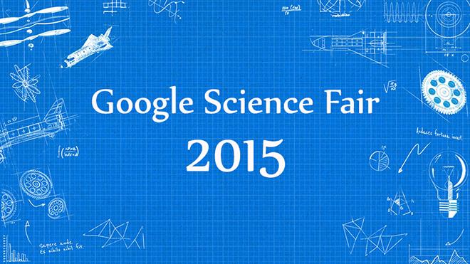 google bilim fuarı 2015
