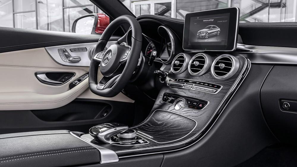 Mercedes-Benz C-Klasse Coupé (C 205) 2015Mercedes-Benz C-Class