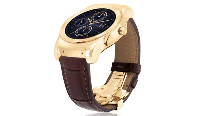 LG Watch Urbane Luxe