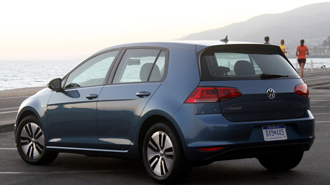 VW 2016-e Golf-SE