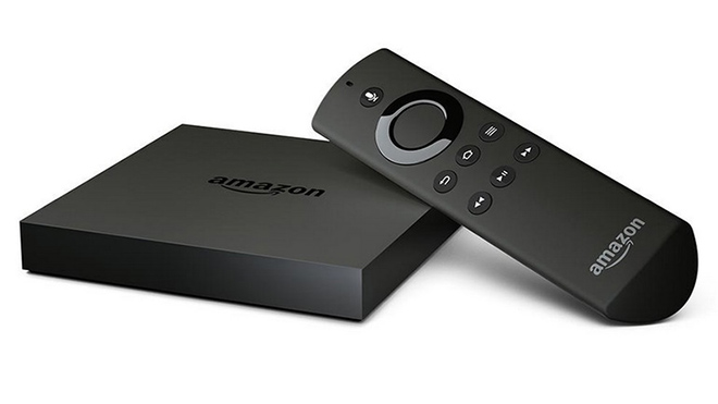 Amazon new Fire TV