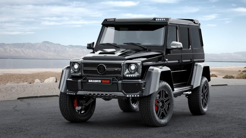 Brabus Mercedes G500
