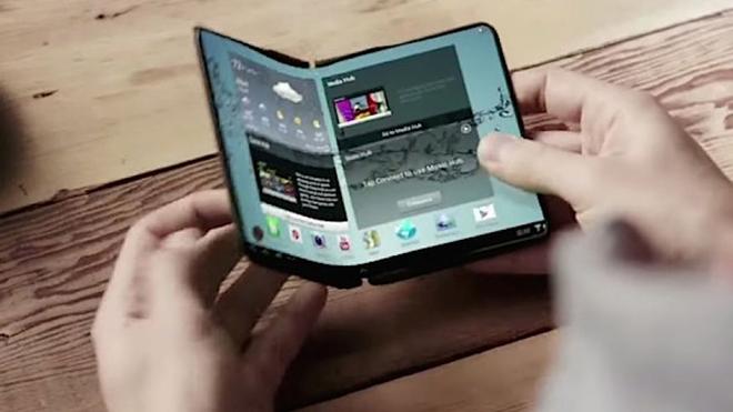 SamsungFoldableDisplay