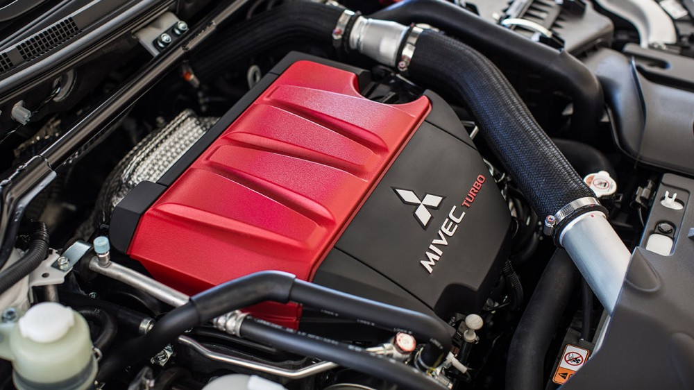 2015 Lancer Evolution Final Edition