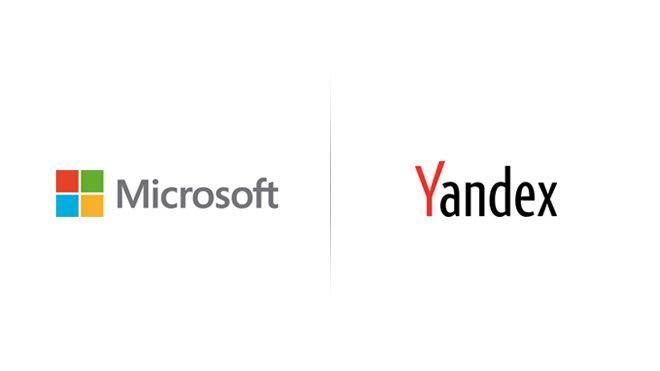 microsoft, yandex