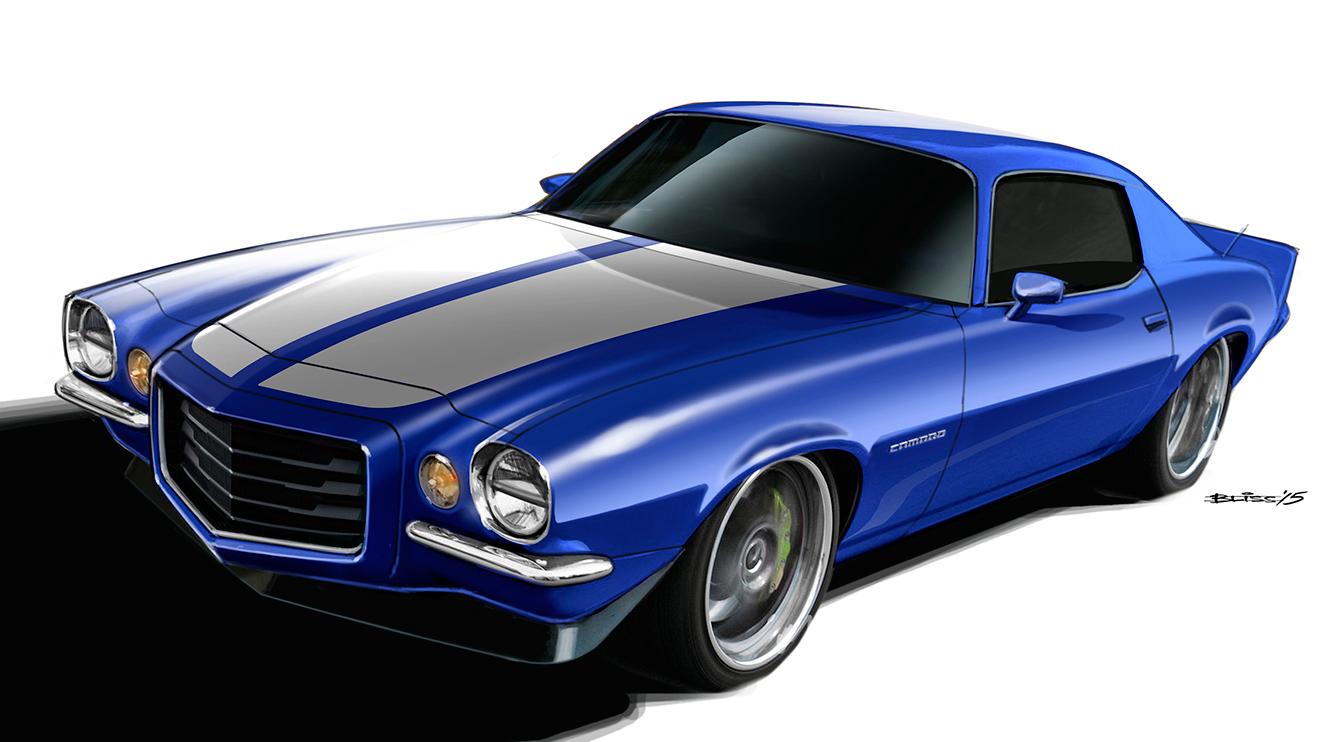 1970 Chevy Camaro