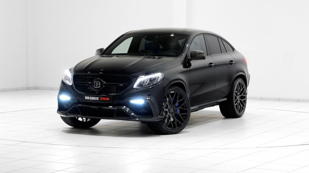 Brabus Mercedes GLE Coupe