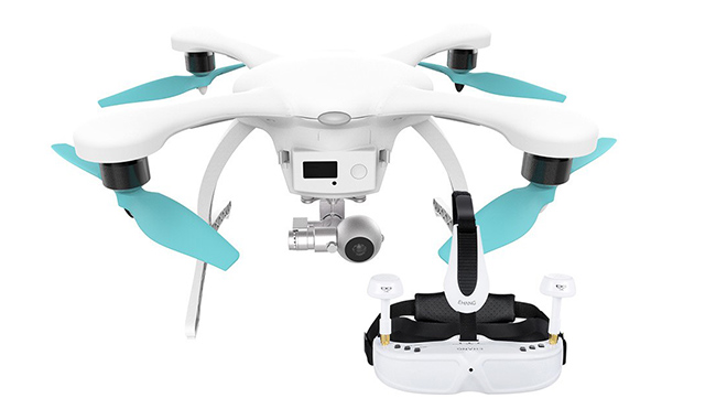 Ghost Drone 2.0