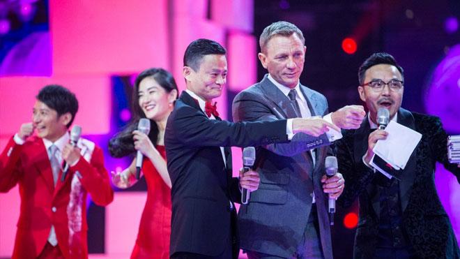 Alibaba - Daniel Craig