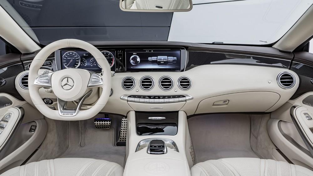 Mercedes-AMG S 65 Cabrio, A 217, 2015