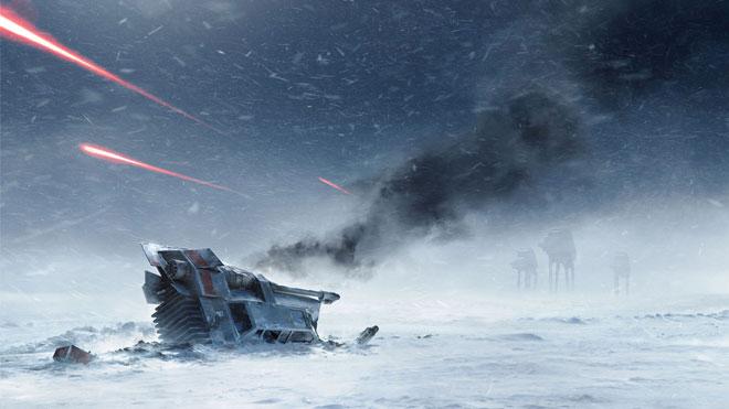 Frostbite Battlefield