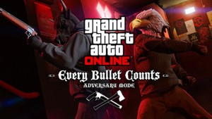 GTA V Every Bullet Counts