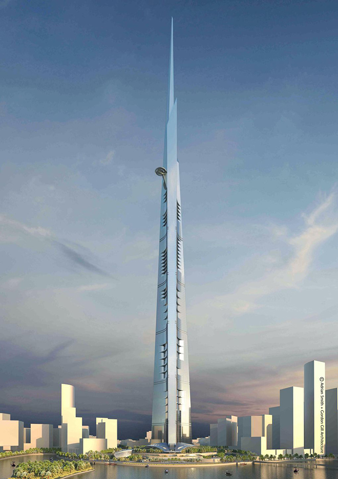 Kingdom Tower 1