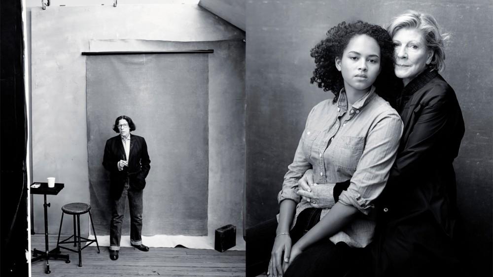 Fran Lebowitz/Agnes Gund