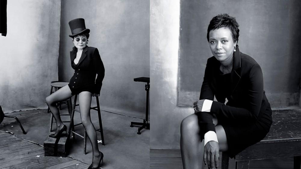 Yoko Ono/Mellody Hobson