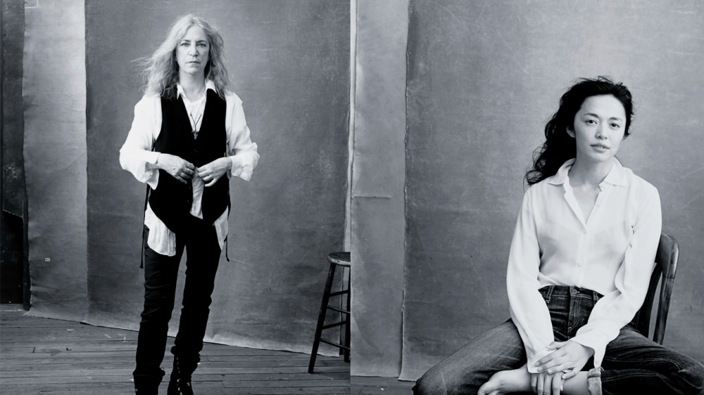 Patti Smith/Yao Chen
