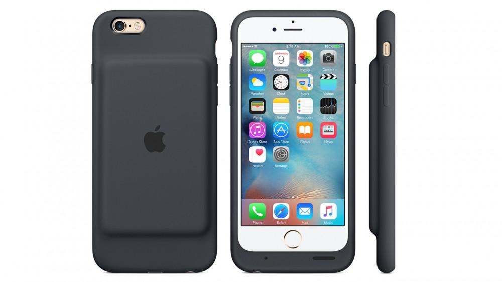 Iphone 6 E >> Apple Imzali Kilifla Iphone 6 Ve Iphone 6s E Ekstra Pil Takviyesi Log