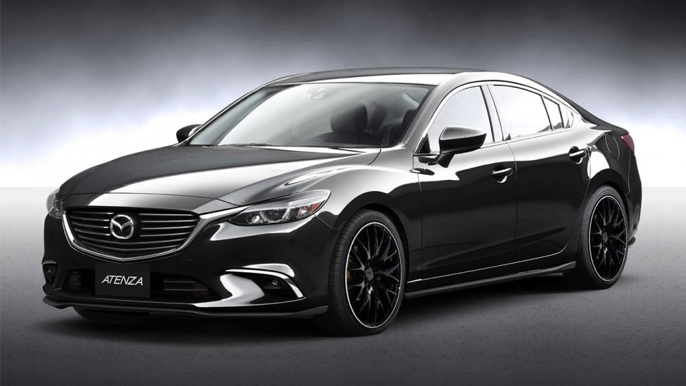Mazda 6 (Atenza)