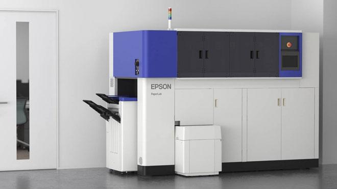Epson PaperLab