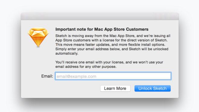 Sketch - Mac App Store