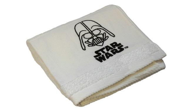 Star Wars havlu. Misafirlerinizi de karanlık tarafa çağırın.