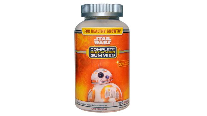 BB-8 Vitamin. İçi içine sığmayan droid'in sırrı belli oldu.