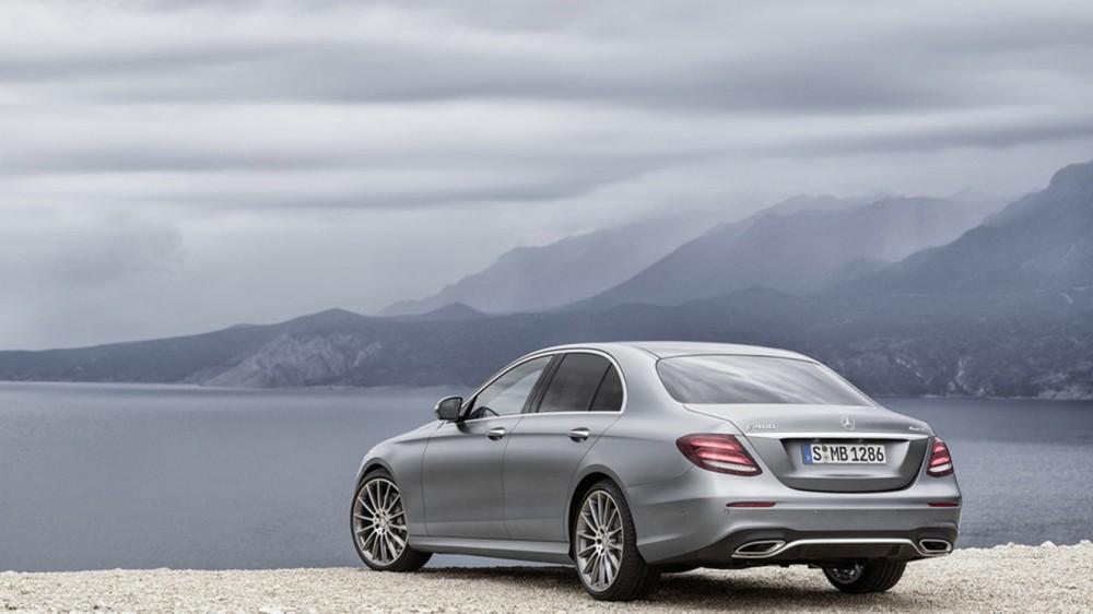 2017 Mercedes-Benz E-Serisi resmen tanıtıldı - LOG