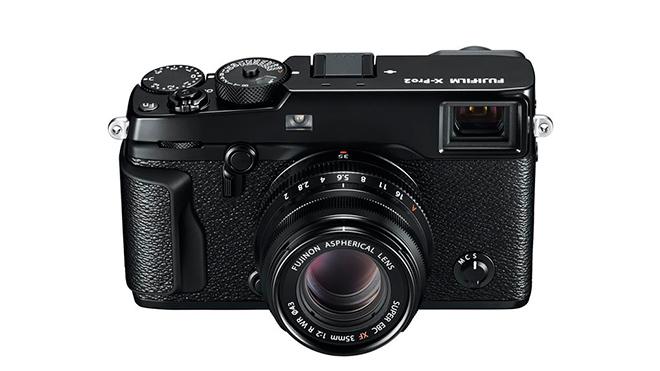 Fujifilm X Pro2